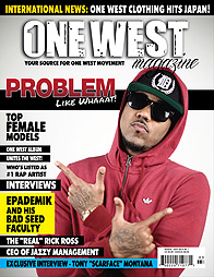 One West Magazine March-May 2013 Issue