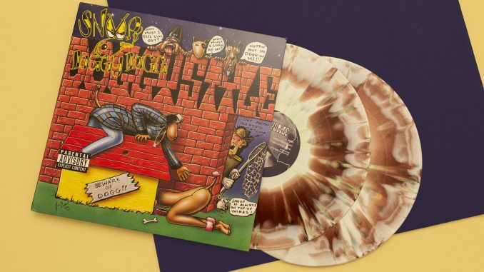 Snoop Dogg Doggystyle vinyl