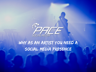 Why as an Artist You Need a Social Media Presence