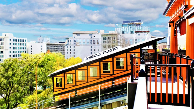 "The Shortest Railway in the World: ""Angels Flight"""