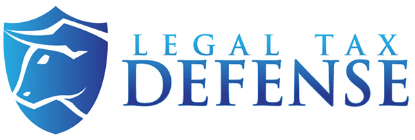 Legal Tax Defense Logo