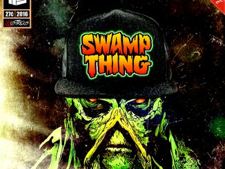 Swamp Thing EP 2016