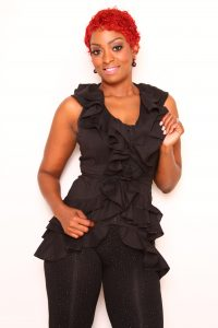 Archia Hall-Owens, aka ChiChi Owens, the owner of Adorn Beauty Enhancements