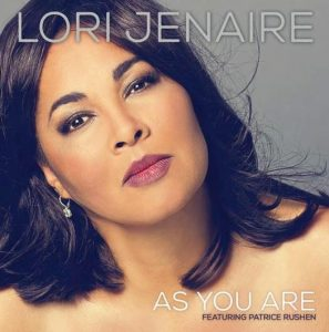 Lori Jenaire's Single As You Are features Patrice Rushen.
