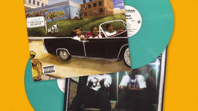 Clipse Lord Willin vinyl