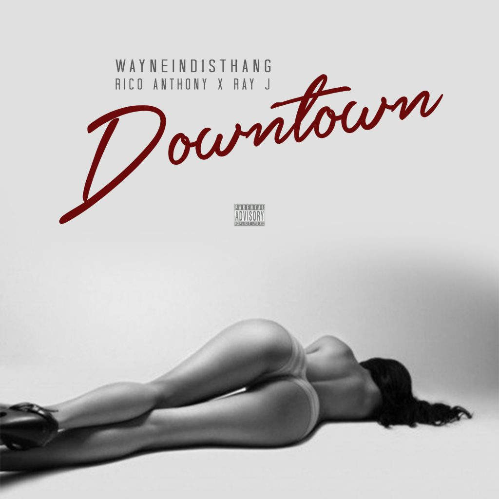 Downtown single cover