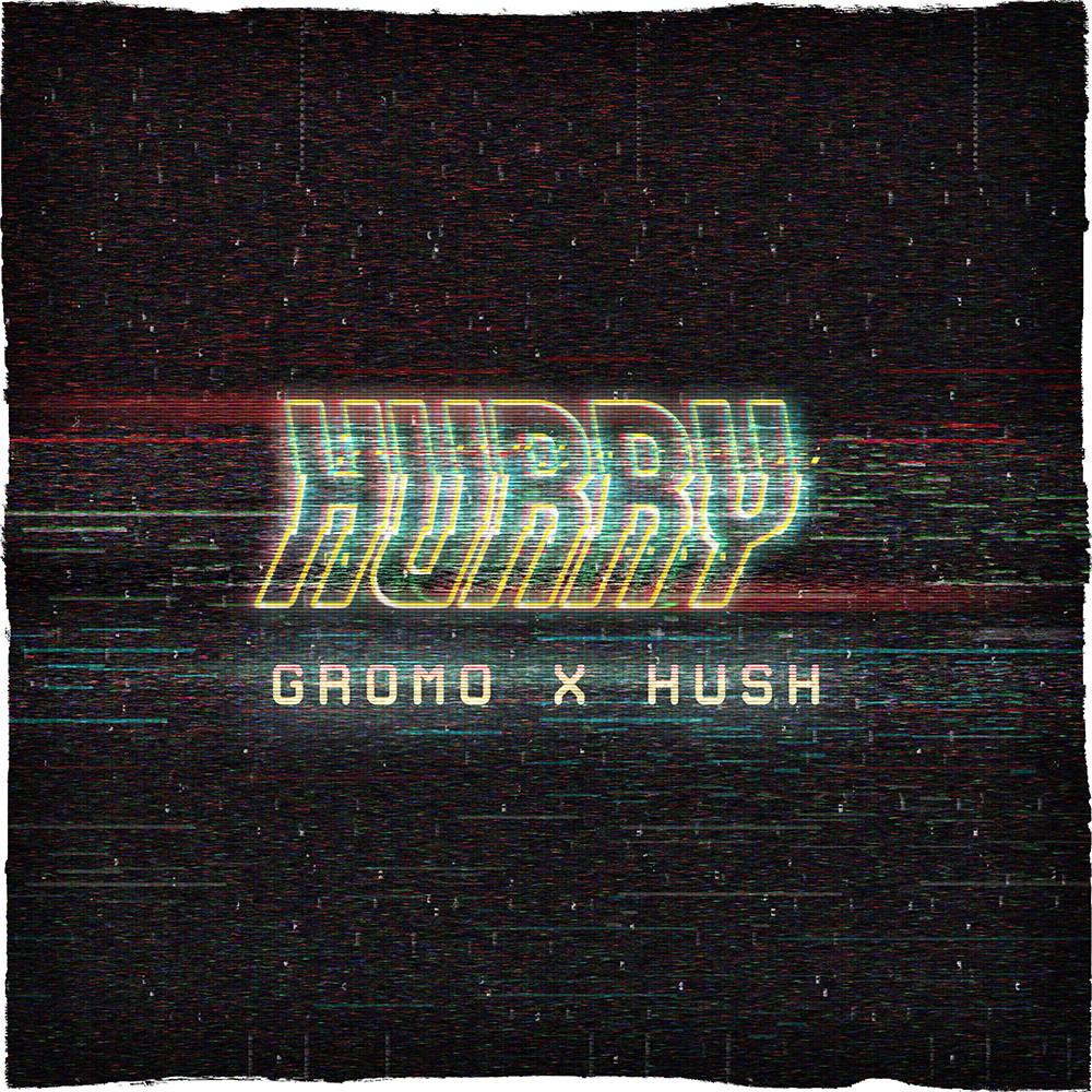 Hurry Album Cover Digital Release 1000px