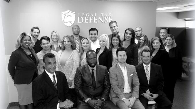 Legal Tax Defense
