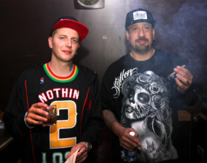 SirReal with B-Real of Cypress Hill