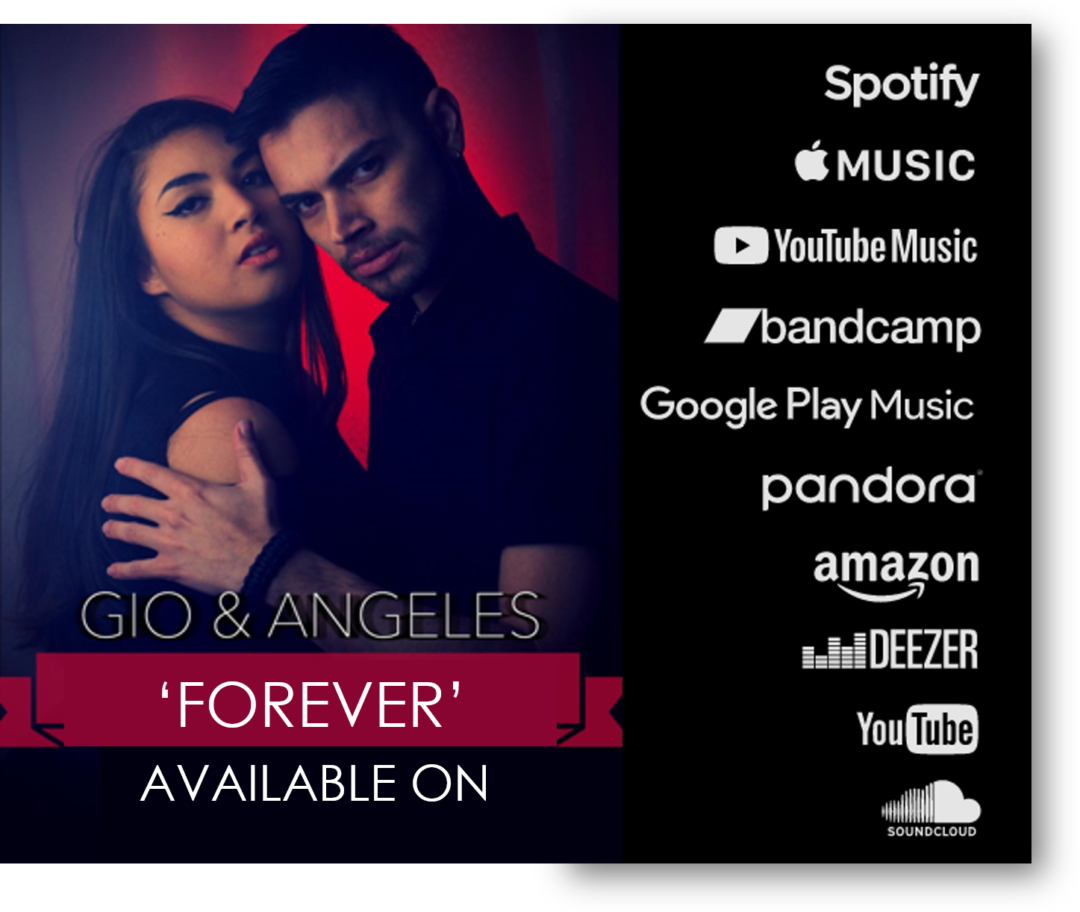 Gio & Angeles Available on Flyer