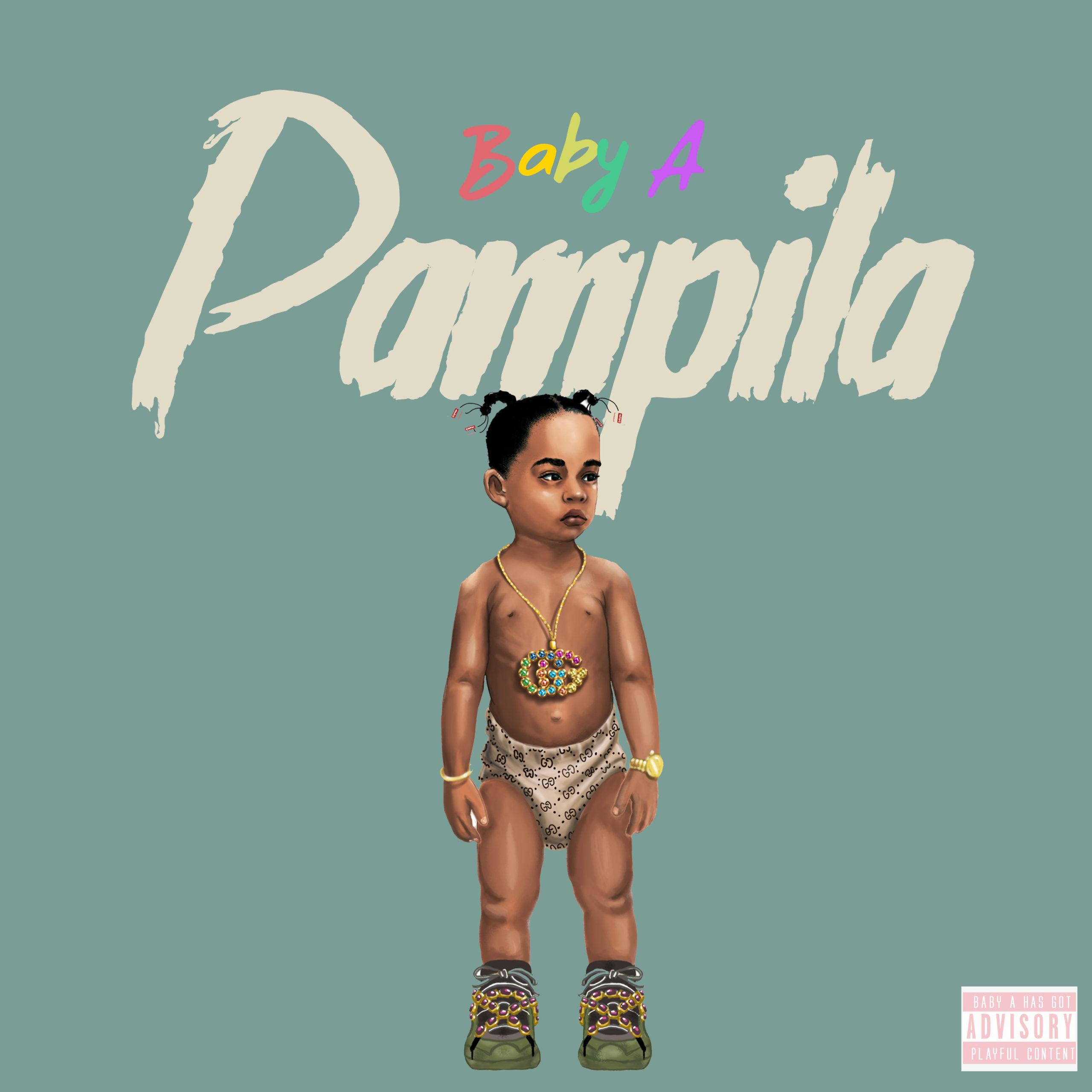 Baby A – Pampila Artwork