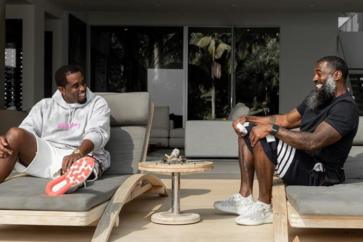 Loon and Diddy Reunite After Former's prison release